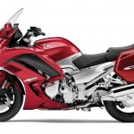 2014 Yamaha FJR1300 Red
