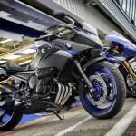 2014 Yamaha Fazer 1000 Race Blu