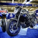 2014 Yamaha XJ6 Race Blu