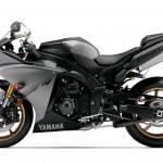 2014 Yamaha YZF-R1 Matte Grey_1