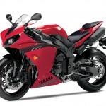 2014 Yamaha YZF-R1 Rapid Red