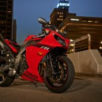 2014 Yamaha YZF-R1 Red