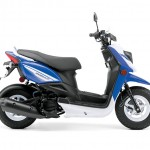 2014 Zuma 50FX Scooter Blue White_1