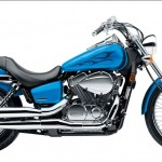 2014 honda Shadow Spirit 750 Blue