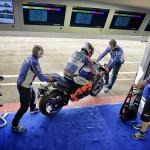 Jorge Lorenzo Test 2014 Yamaha YZF-R1 Race Blu