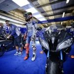 Jorge Lorenzo Test 2014 Yamaha YZF-R1 Race Blu_2