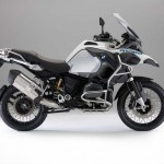 2014 BMW R1200GS Adventure Alpine White