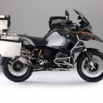 2014 BMW R1200GS Adventure Full Accessories
