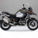 2014 BMW R1200GS Adventure Matte Olive_1