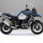 2014 BMW R1200GS Adventure Matte Racing Blue Metallic
