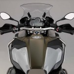 2014 BMW R1200GS Adventure Riding Position