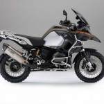2014 BMW R1200GS Adventure Right Side