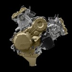 2014 Ducati Panigale 1199 Superleggera Engine