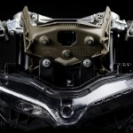 2014 Ducati Panigale 1199 Superleggera Head Uncover Detail