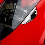 2014 Ducati Panigale 1199 Superleggera Windshield