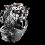 2014 KTM 1290 Super Duke R Engine
