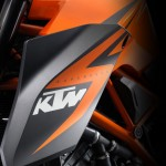 2014 KTM 1290 Super Duke R Ergonomics