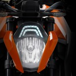 2014 KTM 1290 Super Duke R Headlight
