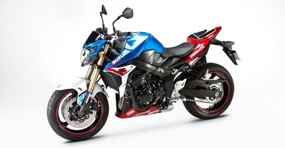 2014 Suzuki GSR 750 SERT Special Edition Unveiled in France