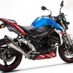 2014 Suzuki GSR 750 SERT Special Edition Unveiled in France_1