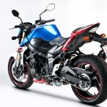 2014 Suzuki GSR 750 SERT Special Edition Unveiled in France_2