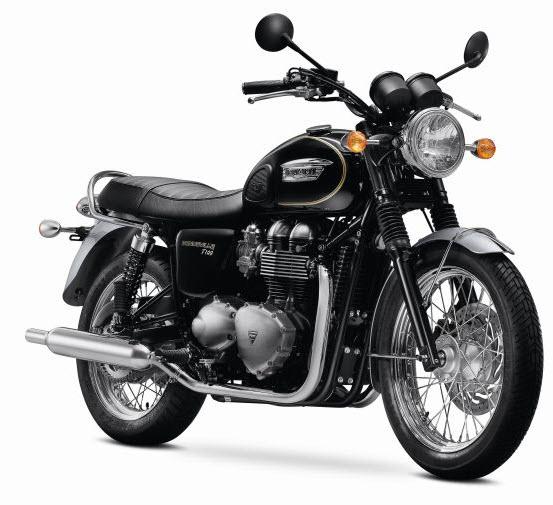 2014 Triumph Bonneville T100 Special Edition, Meriden-inspired