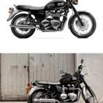 2014 Triumph Bonneville T100 Special Edition, Meriden-inspired_1