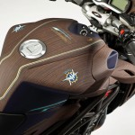 MV Agusta Brutale California One-off Special Edition Fuel Tank