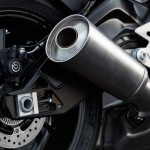 2014 BMW S1000R Exhaust