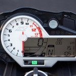 2014 BMW S1000R Instrument Display