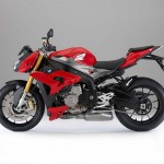 2014 BMW S1000R Red