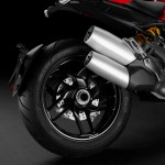 2014 Ducati Monster 1200 Exhaust