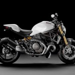 2014 Ducati Monster 1200 White