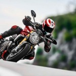 2014 Ducati Monster 1200S in Action