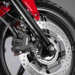 2014 Honda CBR300R Front Wheel