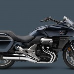 2014 Honda CTX1300 Grey Blue Metallic