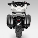 2014 Honda CTX1300 Rear