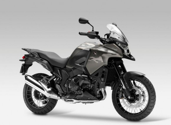 2014 Honda Crosstourer Gets New Paint Schemes