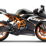 2014 KTM RC125 Right Side_2