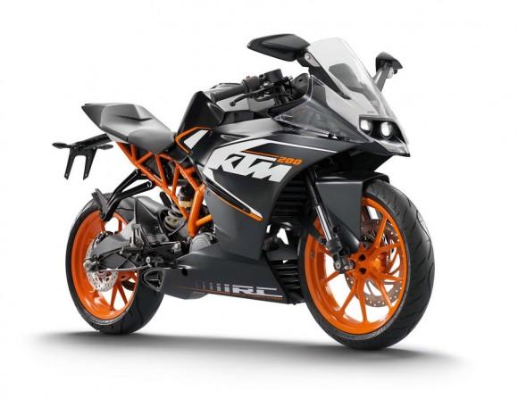 2014 KTM RC200