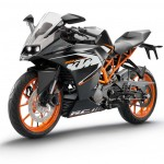 2014 KTM RC200 Front