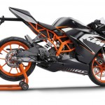 2014 KTM RC200 Right Side