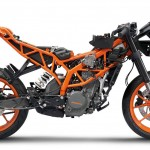 2014 KTM RC200 Uncover