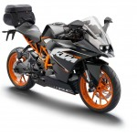 2014 KTM RC200 with Accessories