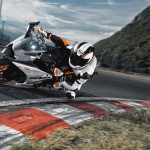 2014 KTM RC390 In Action