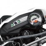 2014 Kawasaki KSR Pro Display