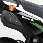 2014 Kawasaki KSR Pro Exhaust