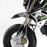 2014 Kawasaki KSR Pro Front Wheel