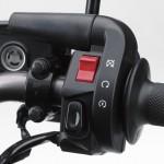 2014 Kawasaki KSR Pro Hadle Buttons
