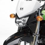 2014 Kawasaki KSR Pro Headlight